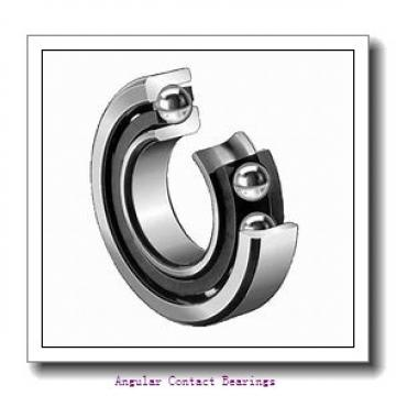 90 mm x 190 mm x 1.6929 in  NSK 7318 BMPC Angular Contact Bearings