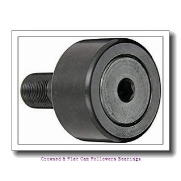 Smith CR-1-1/2-XB-SS Crowned & Flat Cam Followers Bearings
