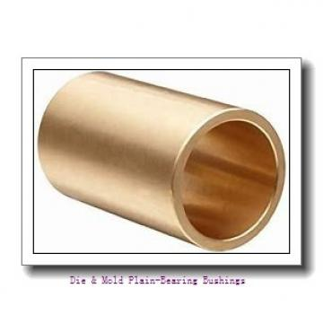 Bunting Bearings, LLC BJ4S091306 Die & Mold Plain-Bearing Bushings