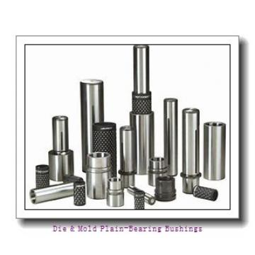 Bunting Bearings, LLC NF121418 Die & Mold Plain-Bearing Bushings
