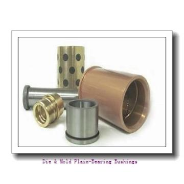 Oiles 70B-7040 Die & Mold Plain-Bearing Bushings