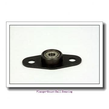 Dodge F2B-SCEZ-50M-PSS Flange-Mount Ball Bearing