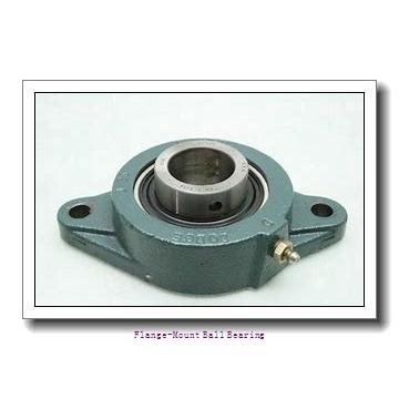 Dodge F2B-SCEZ-107-P Flange-Mount Ball Bearing